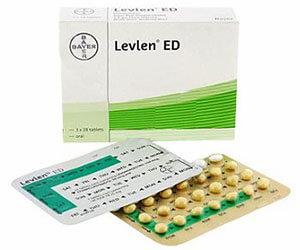 حبوب ليفلين حبوب منع الحمل الطارئ Levlen 60mg في جميع مدن الإمارات