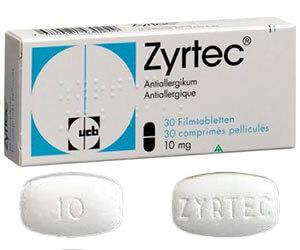حبوب زيرتك شراء دواء زيرتك مضاد الهستامين لعلاج الرشح في السعودية